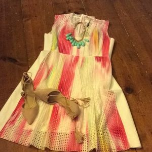 NWT Ellie Tahari dress